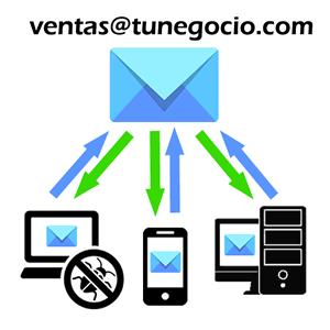 Correos Corporativos Perú